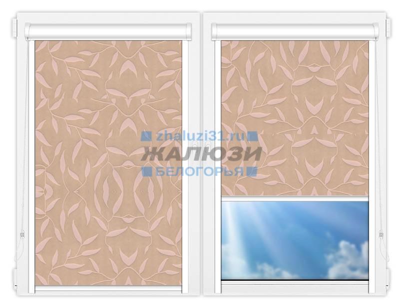 Кассетные рулонные жалюзи / шторы